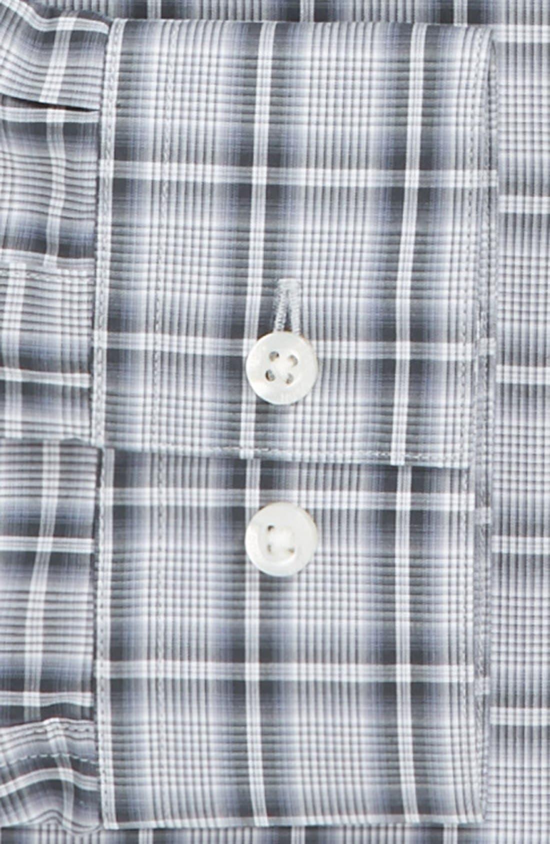 Alternate Image 2  - HUGO Modern Fit Dress Shirt