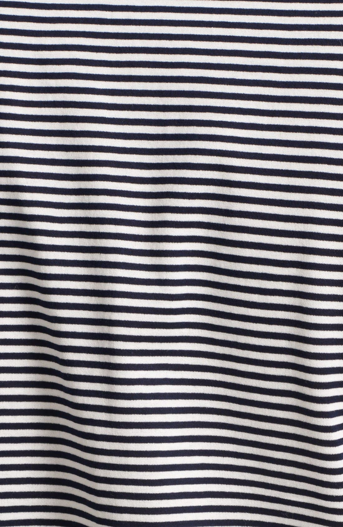 Alternate Image 3  - PS Paul Smith Stripe Crewneck T-Shirt