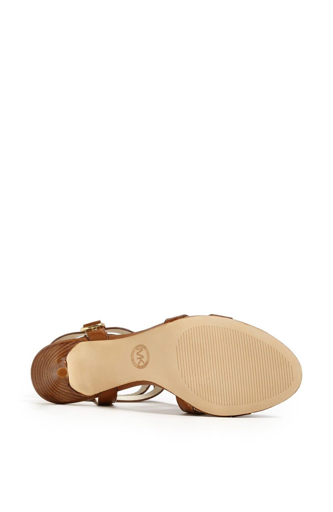 Alternate Image 4  - MICHAEL Michael Kors 'Kennedy' Sandal