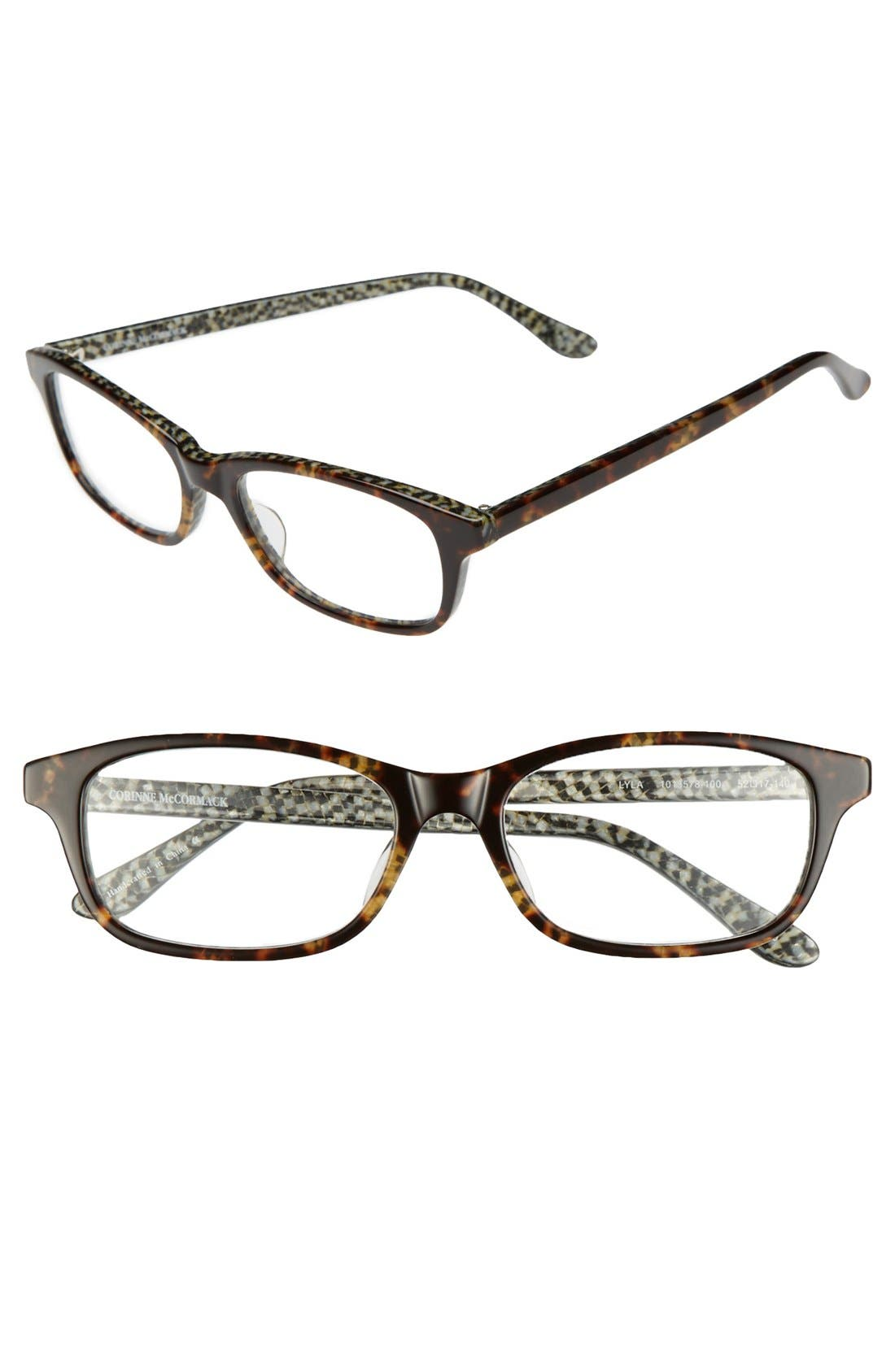Main Image - Corinne McCormack 'Lyla' 52mm Reading Glasses