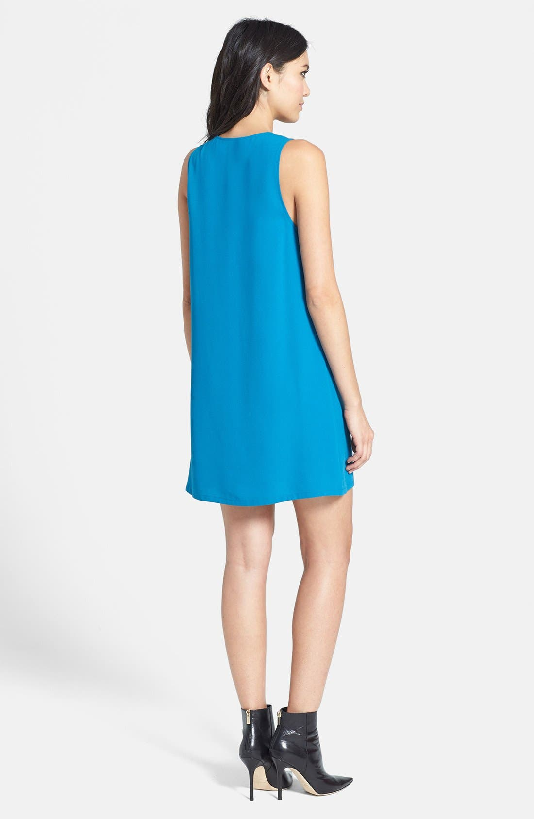 Alternate Image 2  - Tildon Cutout Shift Dress