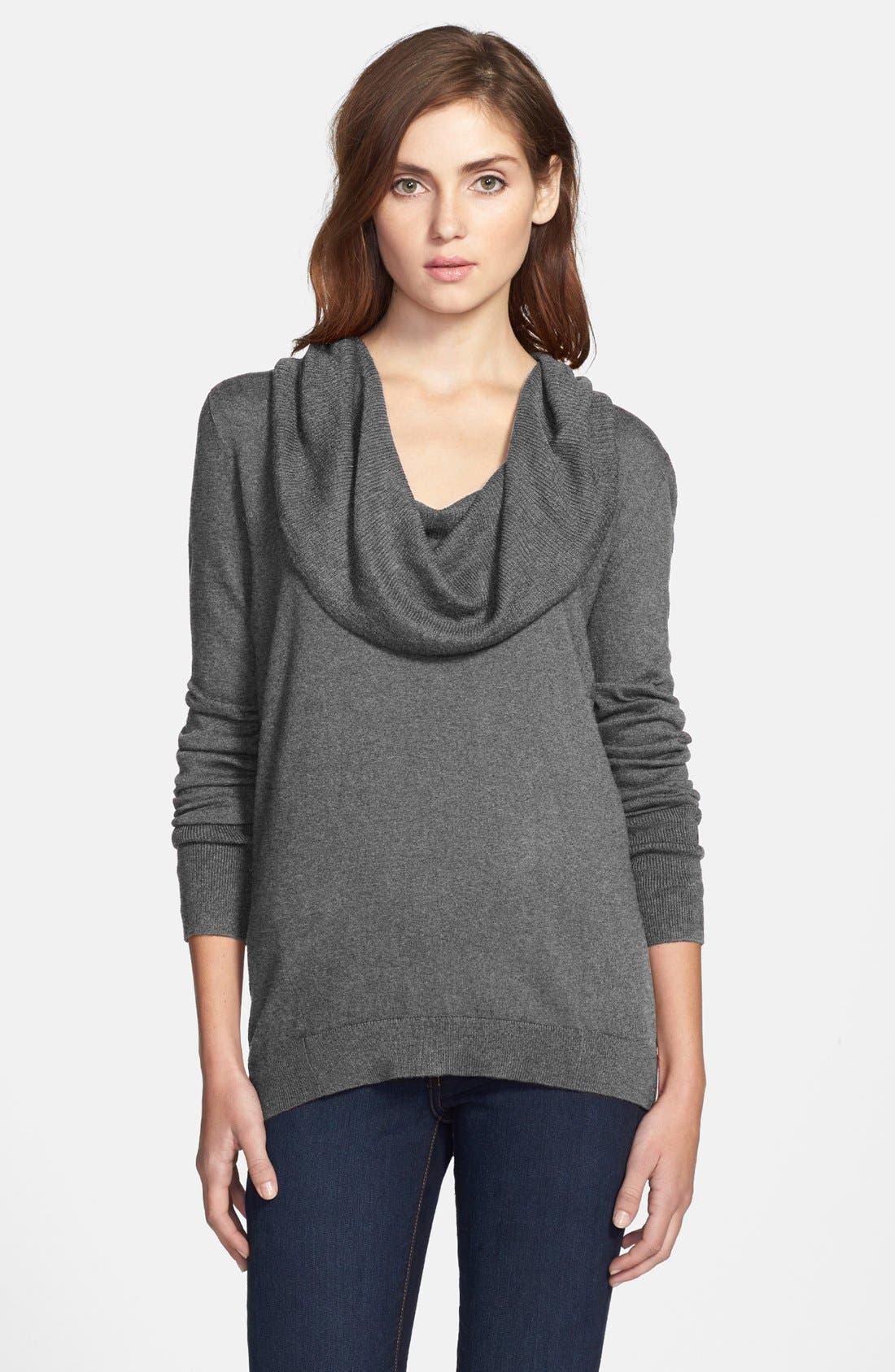 Alternate Image 1 Selected - Caslon® Cowl Neck Sweater