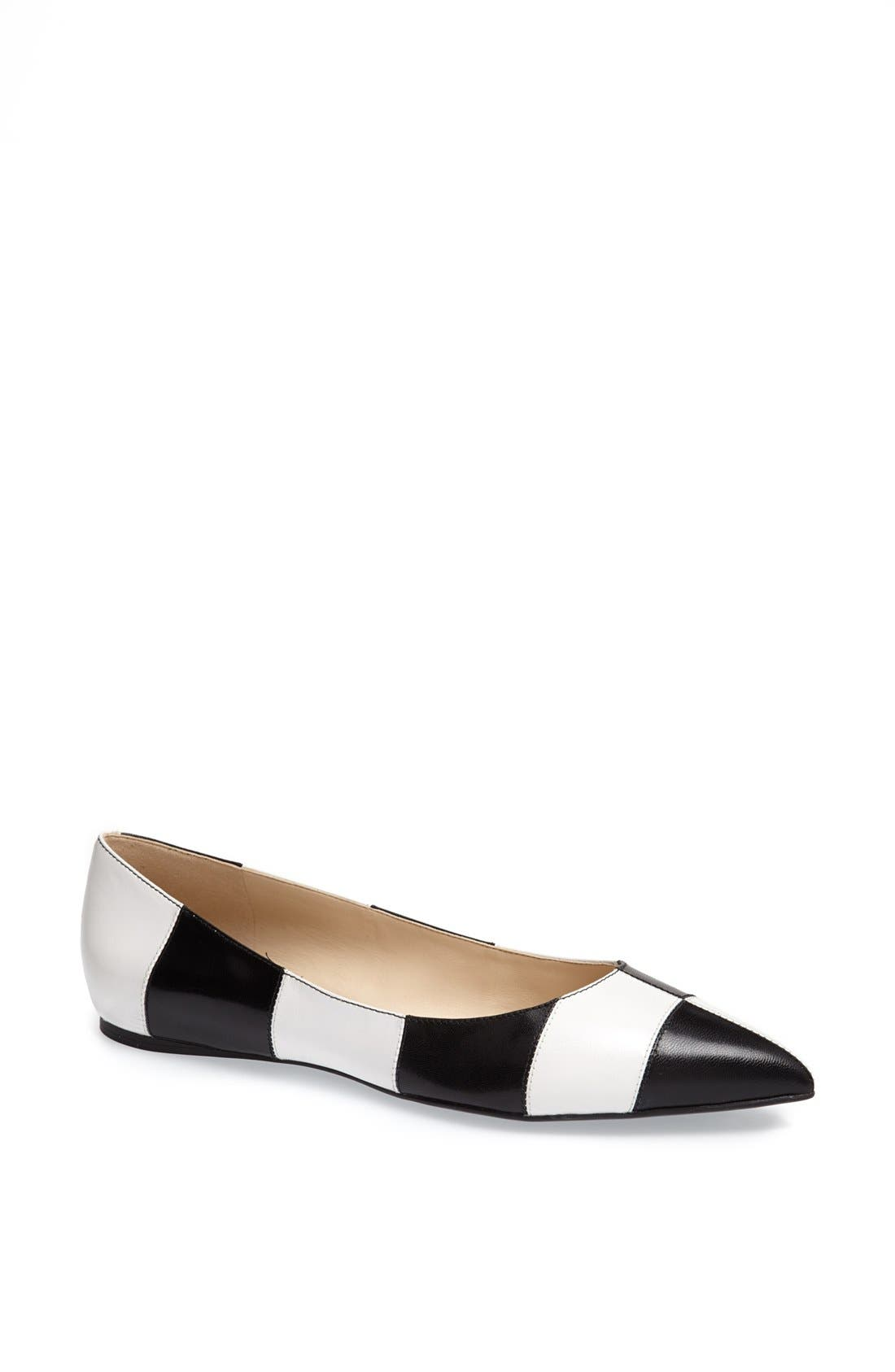 Alternate Image 1 Selected - Nine West 'Angieann' Flat