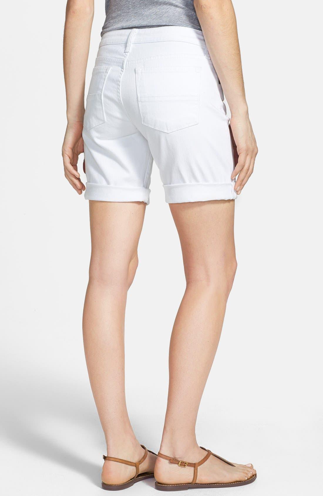 Alternate Image 2  - KUT from the Kloth 'Catherine' Denim Boyfriend Shorts