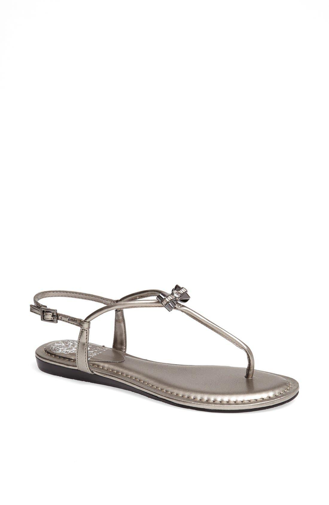 Alternate Image 1 Selected - Vince Camuto 'Klaudio' Thong Sandal