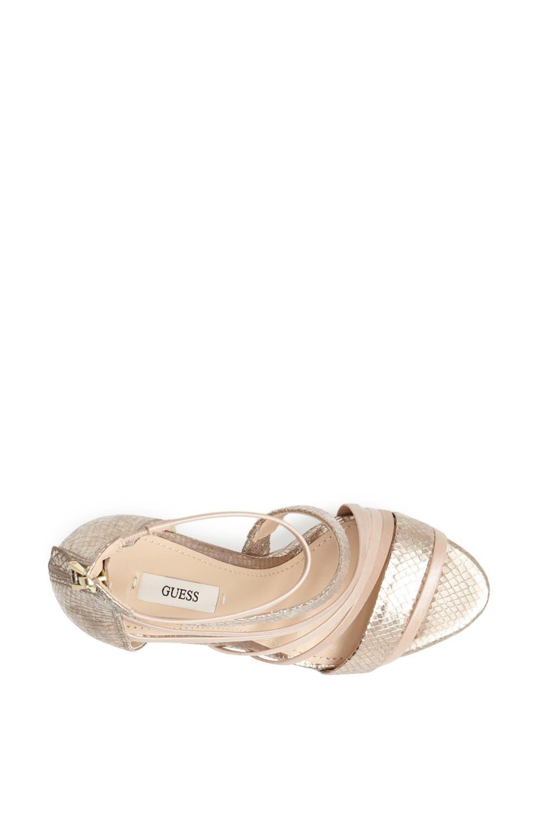 Alternate Image 3  - GUESS 'Krislyn3' Sandal