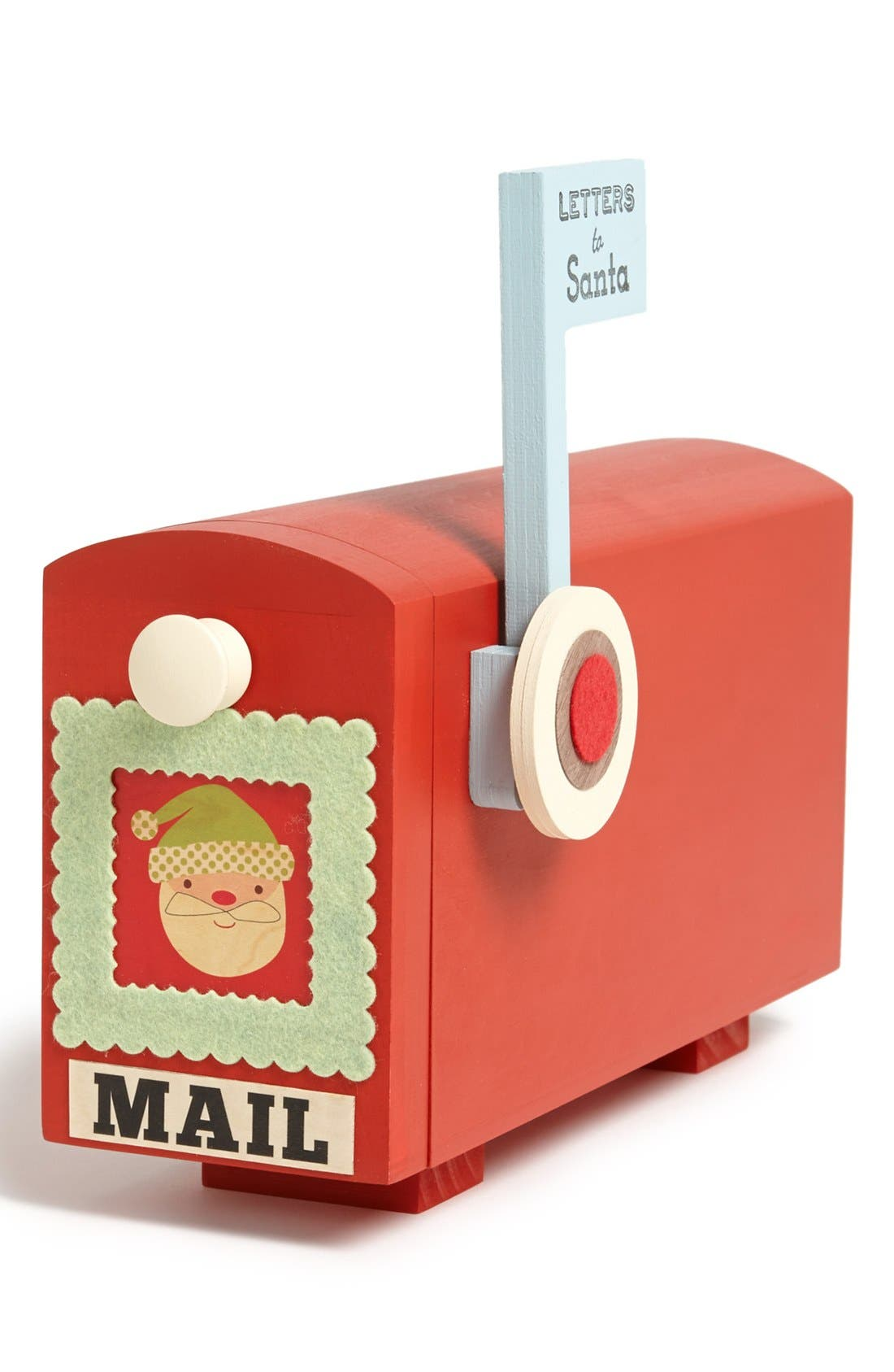 Main Image - Tree by Kerri Lee 'Letters to Santa Mailbox' Decoration
