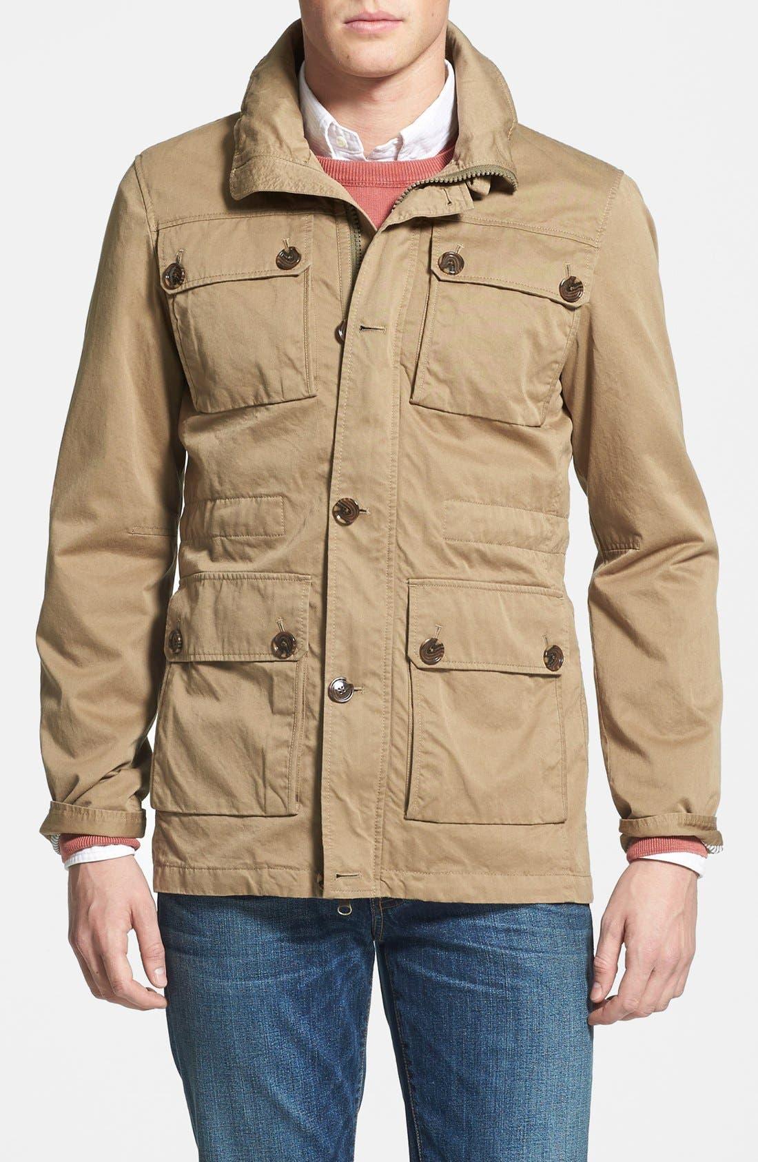 Main Image - J. Lindeberg 'Foreman' Field Jacket
