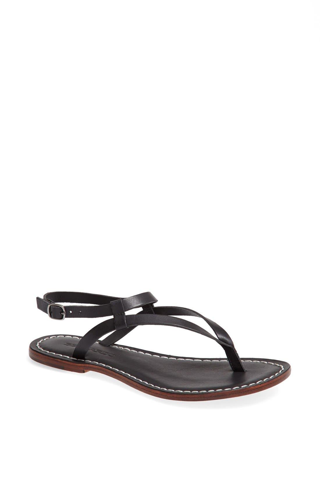 Alternate Image 1 Selected - Bernardo Footwear Merit Thong Sandal