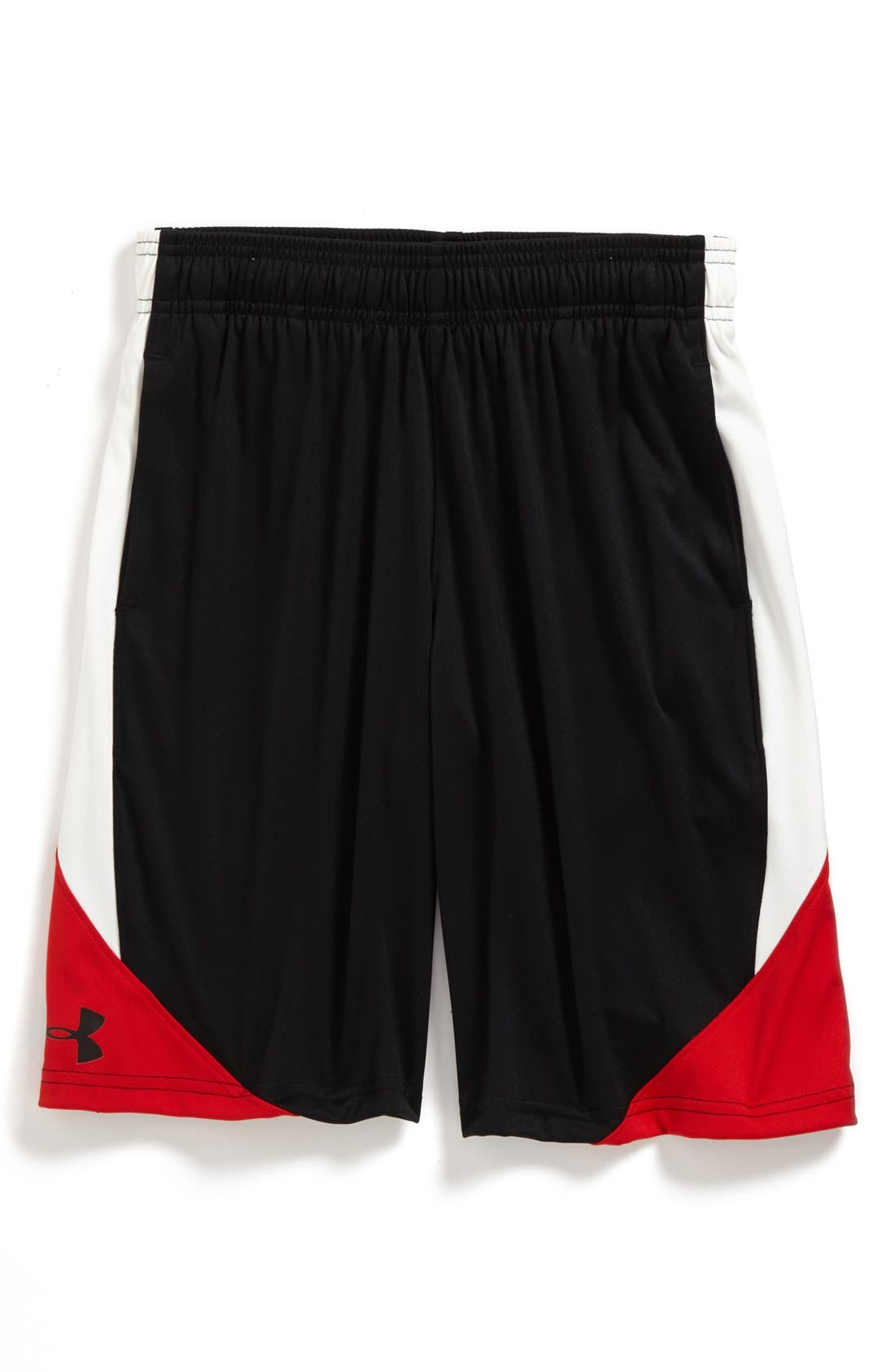 Alternate Image 1 Selected - Under Armour 'Trilogy' Shorts (Big Boys)
