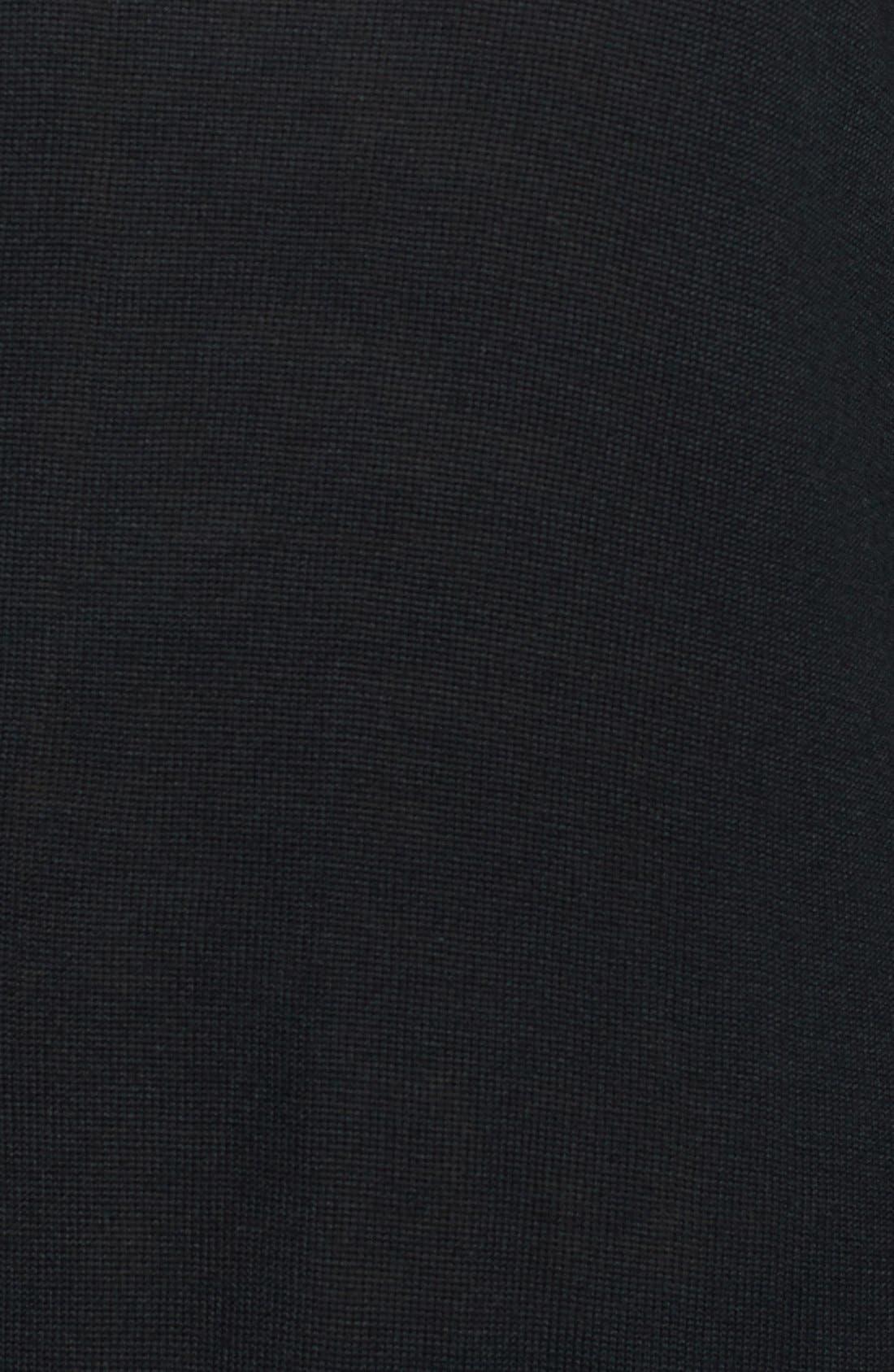 Alternate Image 3  - rag & bone/JEAN Open Knit Sleeve Pullover