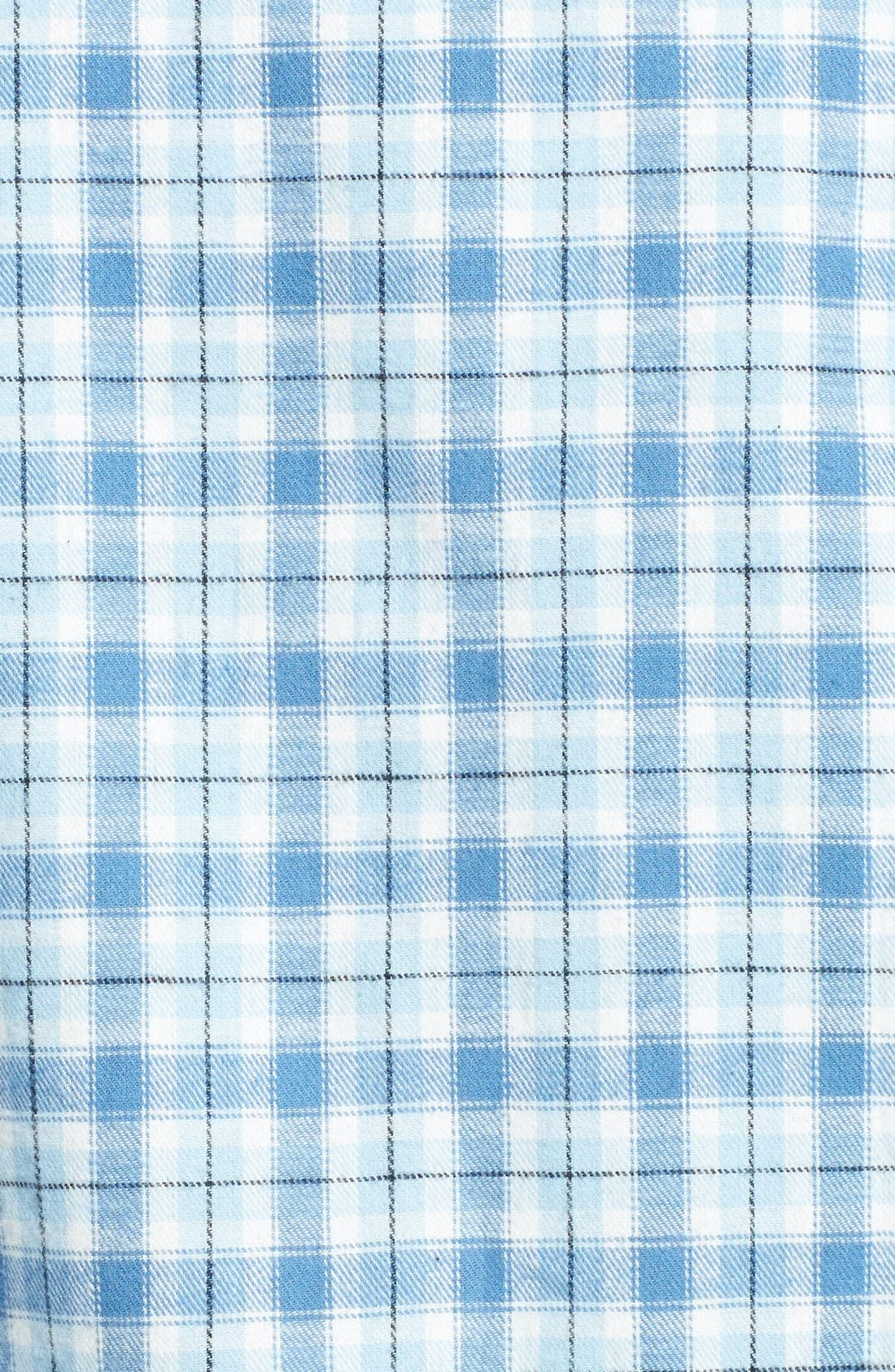 Alternate Image 3  - WAYF Plaid Flannel Shirt