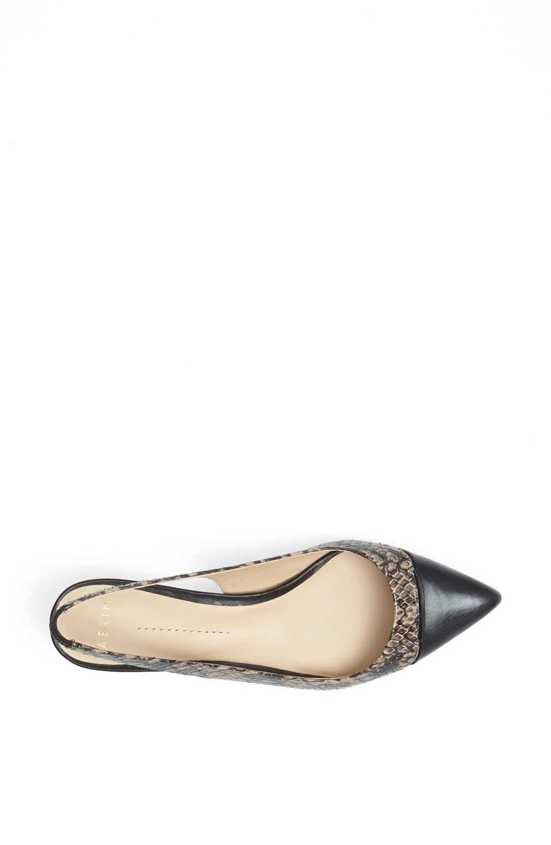 Alternate Image 4  - Aerin 'Padima' Kitten Heel Sandal
