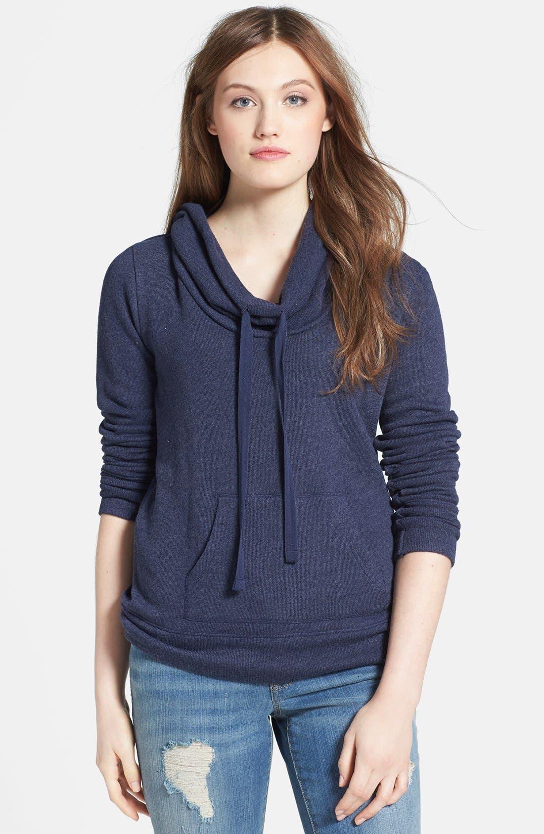 Main Image - Caslon® Funnel Neck Pullover