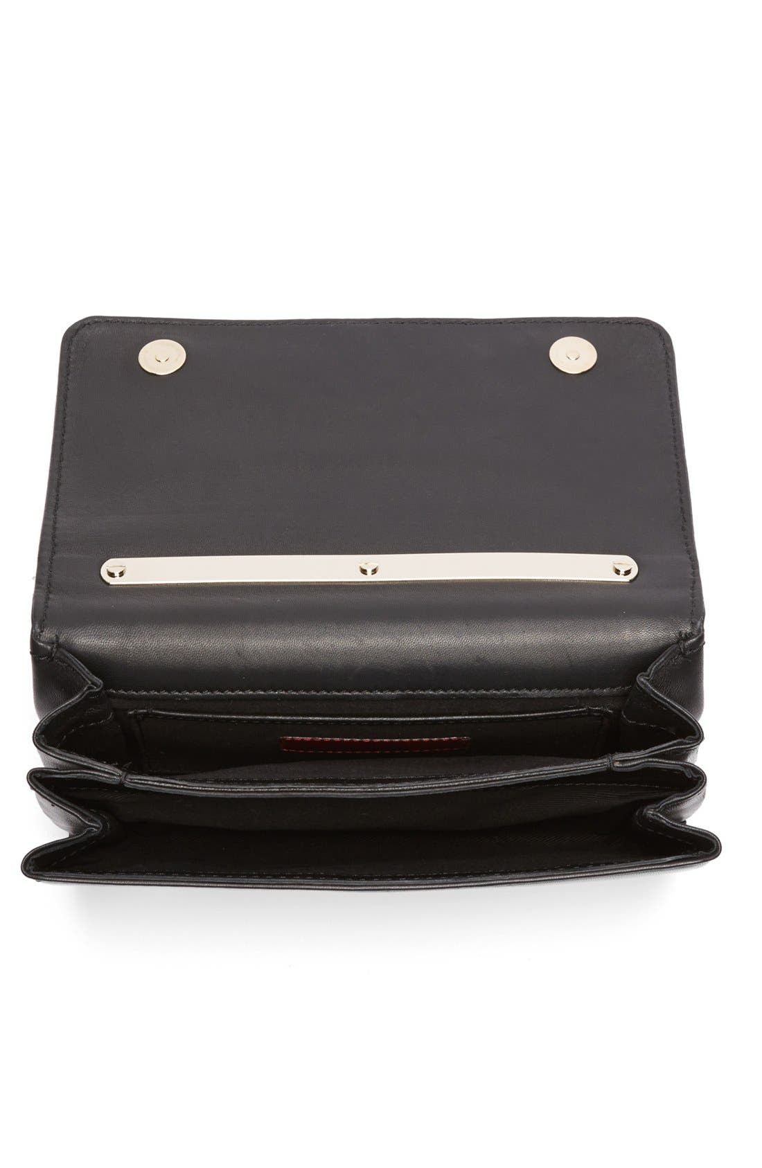 Alternate Image 3  - Valentino 'Va Va Voom' Nappa Leather Shoulder Bag