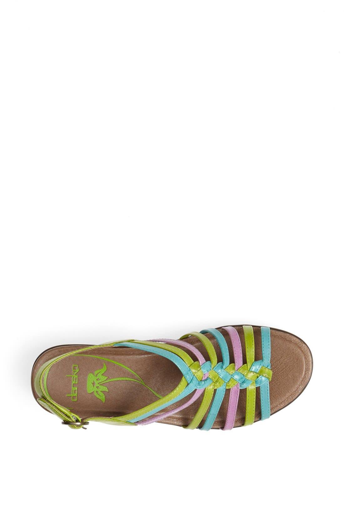 Alternate Image 3  - Dansko 'Dana' Sandal