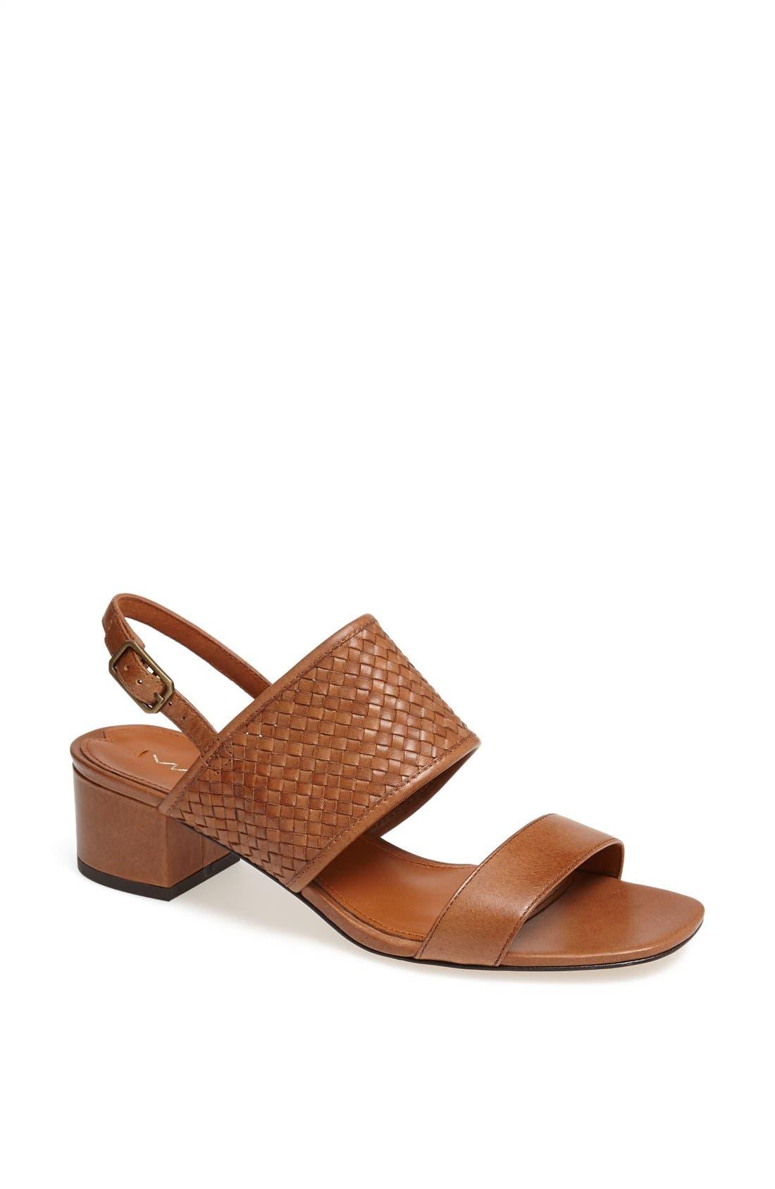 Alternate Image 1 Selected - Via Spiga 'Cairo2' Leather Sandal