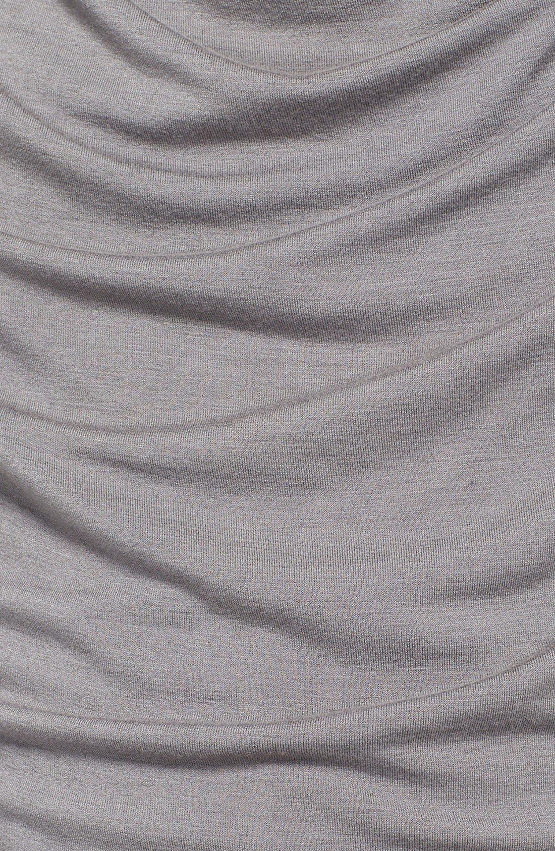 Alternate Image 3  - Donna Karan Collection 'Body' Belted Jersey Dress