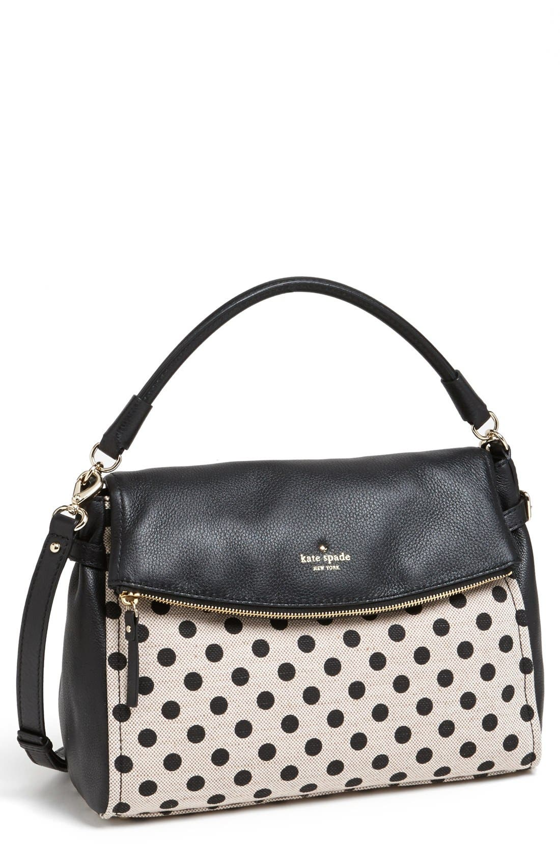 Main Image - kate spade new york 'cobble hill - little minka' satchel
