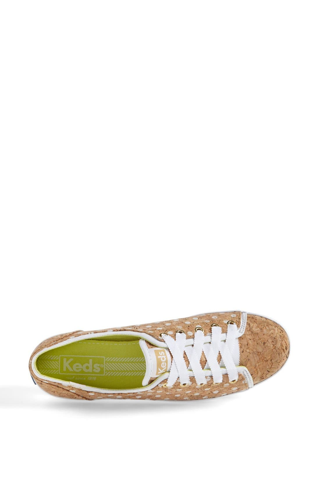 Alternate Image 3  - Keds® 'Rally' Cork Sneaker (Women)