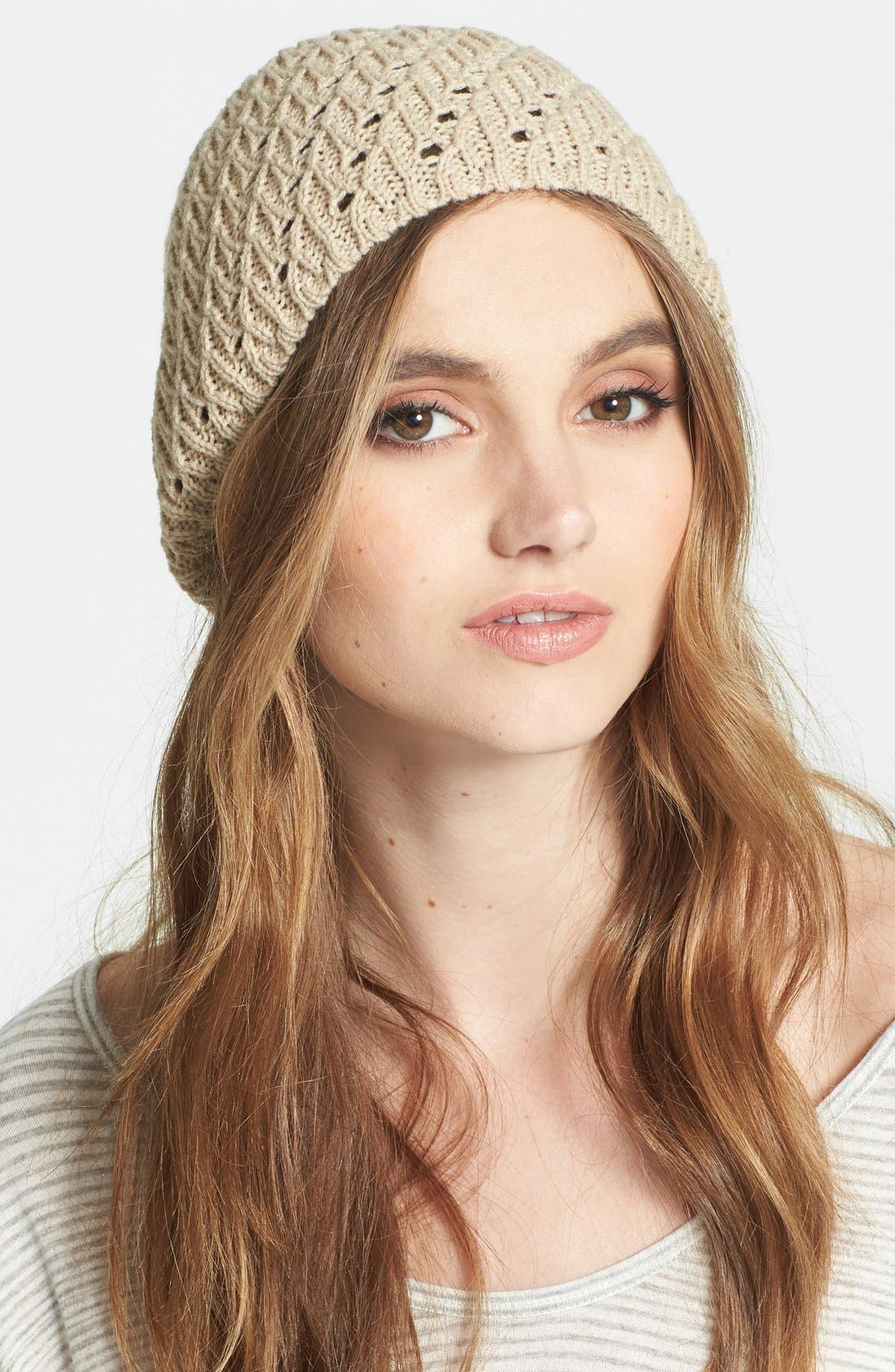 Alternate Image 1 Selected - Nordstrom Knit Beanie
