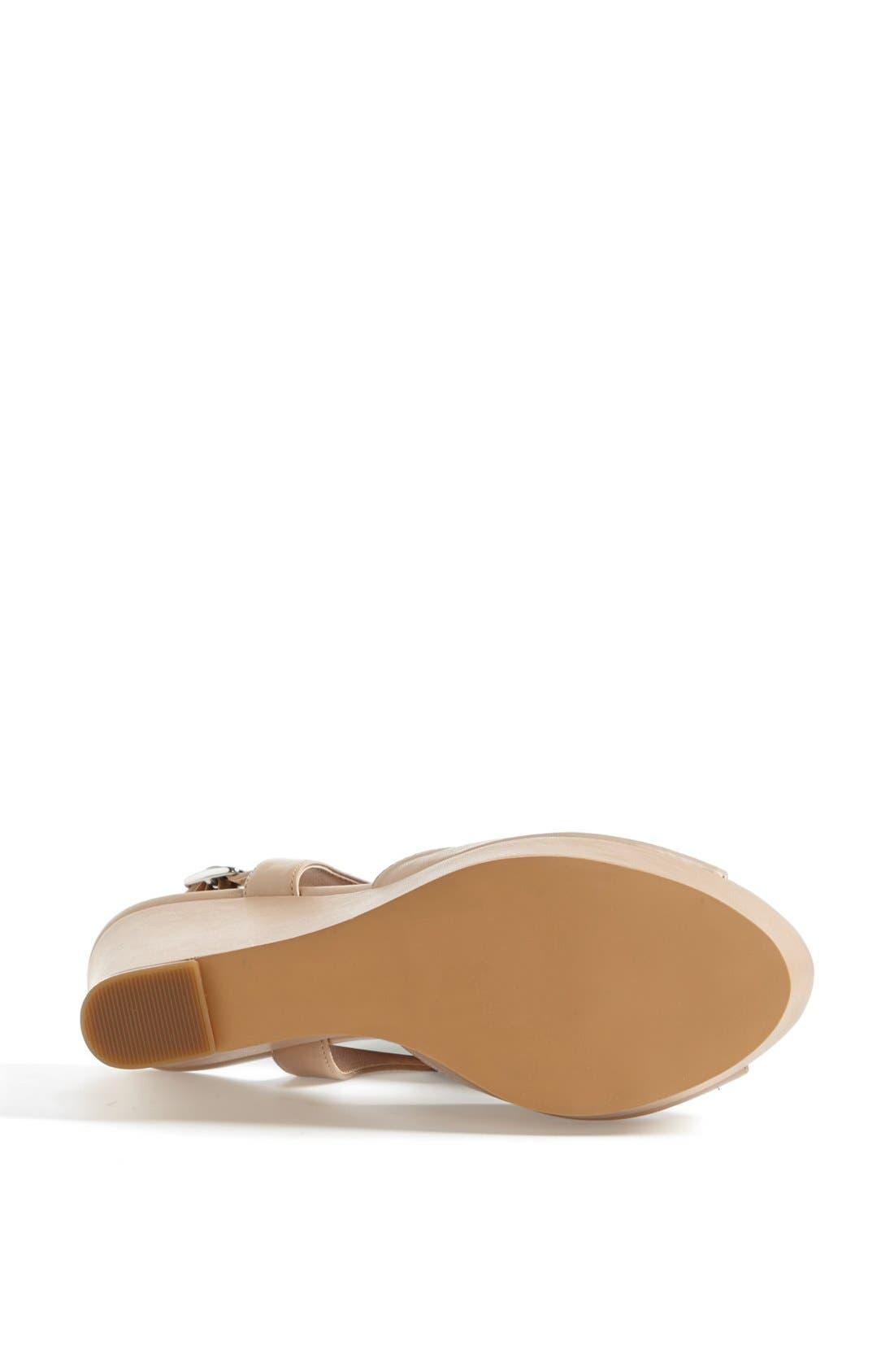 Alternate Image 4  - BP. 'Springs' Wedge Sandal (Women)