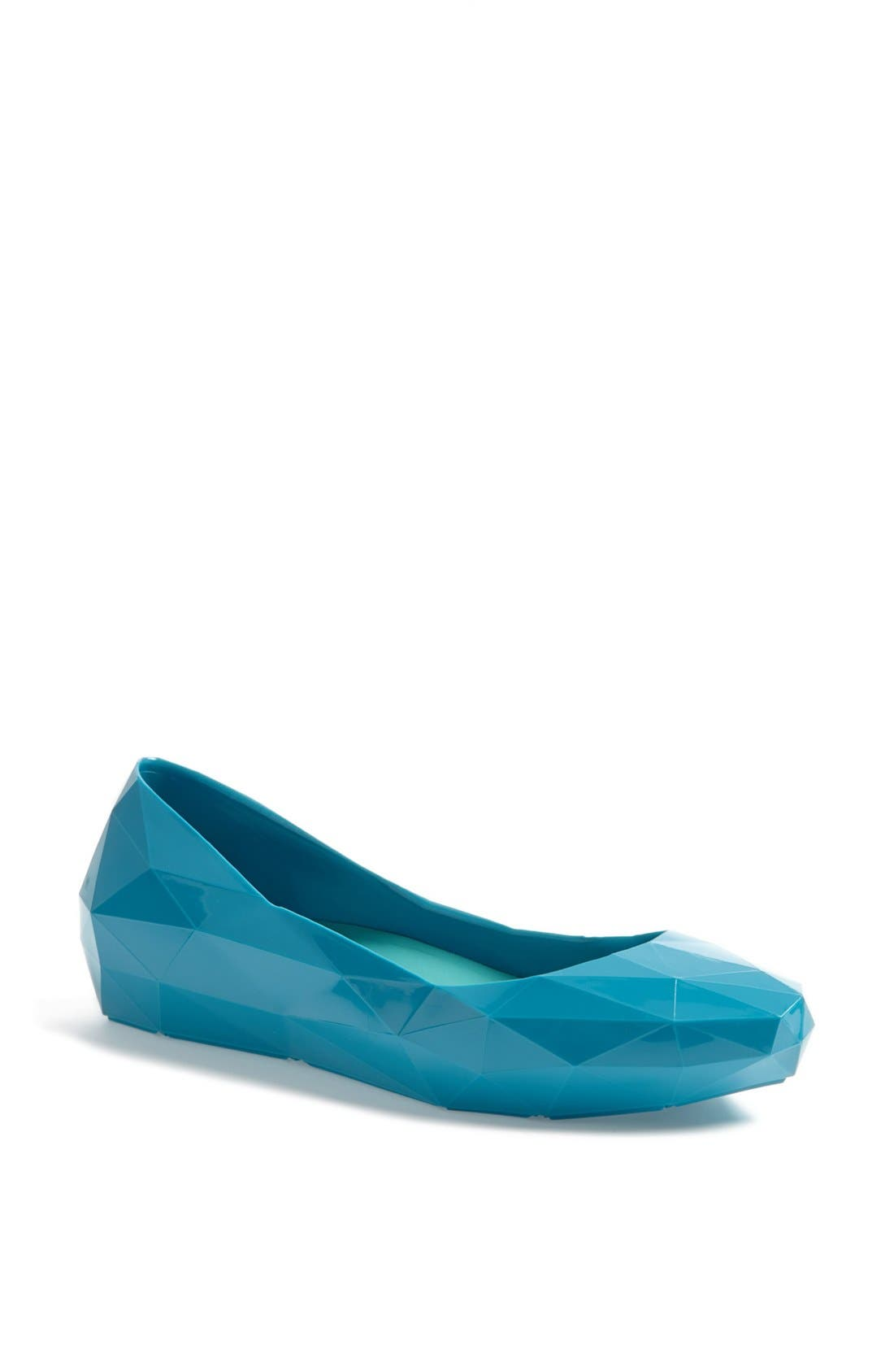 Alternate Image 1 Selected - United Nude Collection 'Lo Res' Skimmer Flat (Online Only)