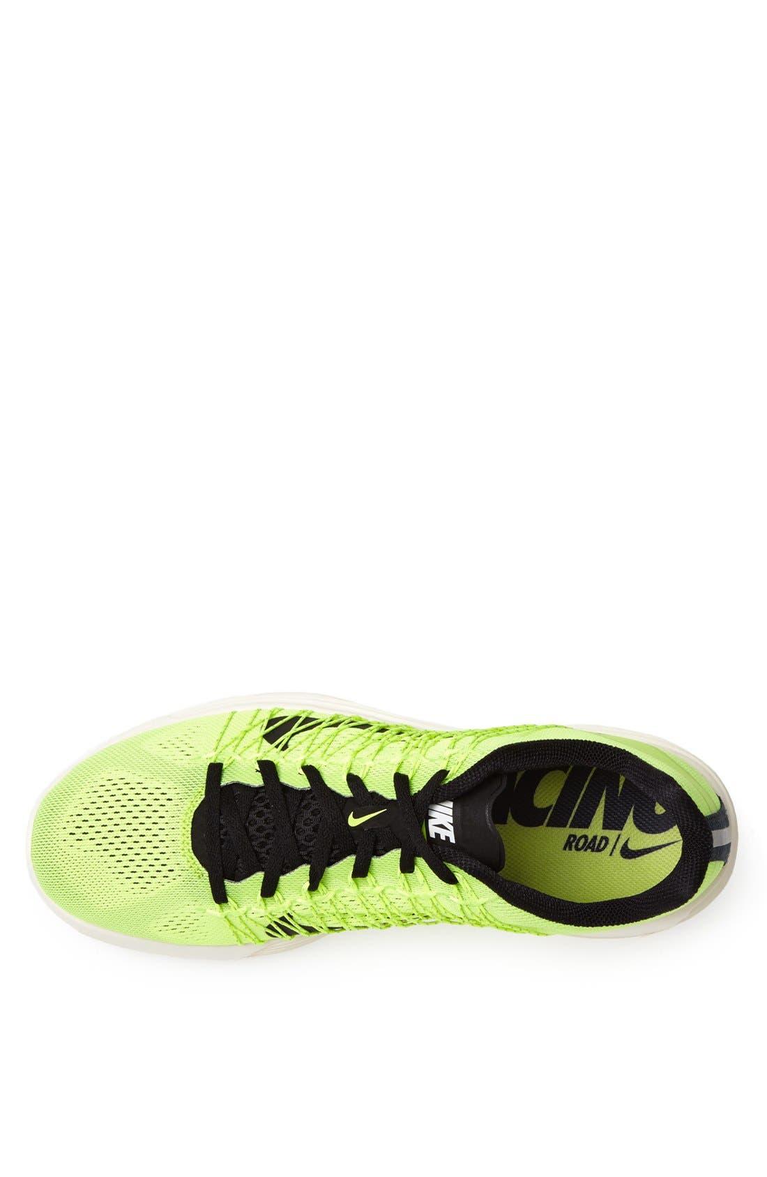 Alternate Image 3  - Nike 'Lunaracer+ 3' Running Shoe (Men)