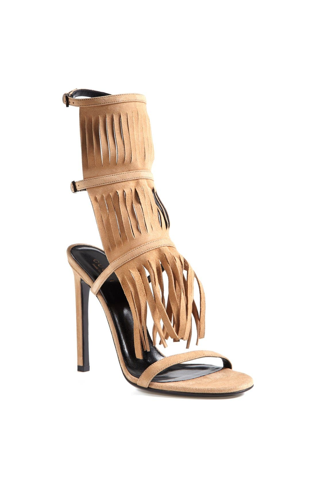 Alternate Image 1 Selected - Gucci 'Becky' Sandal