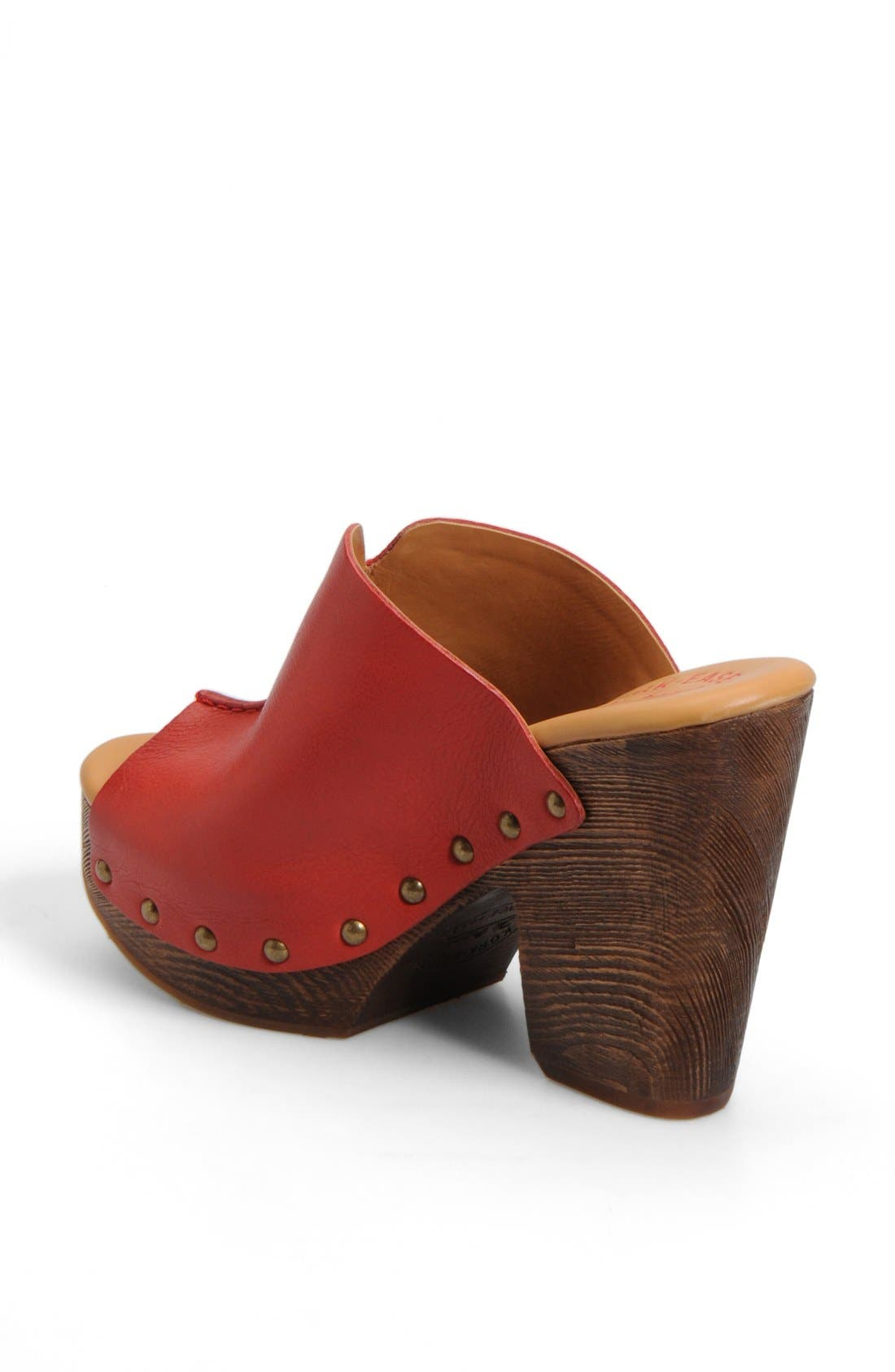 Alternate Image 2  - Kork-Ease® 'Deanna' Open Toe Mule (Women)