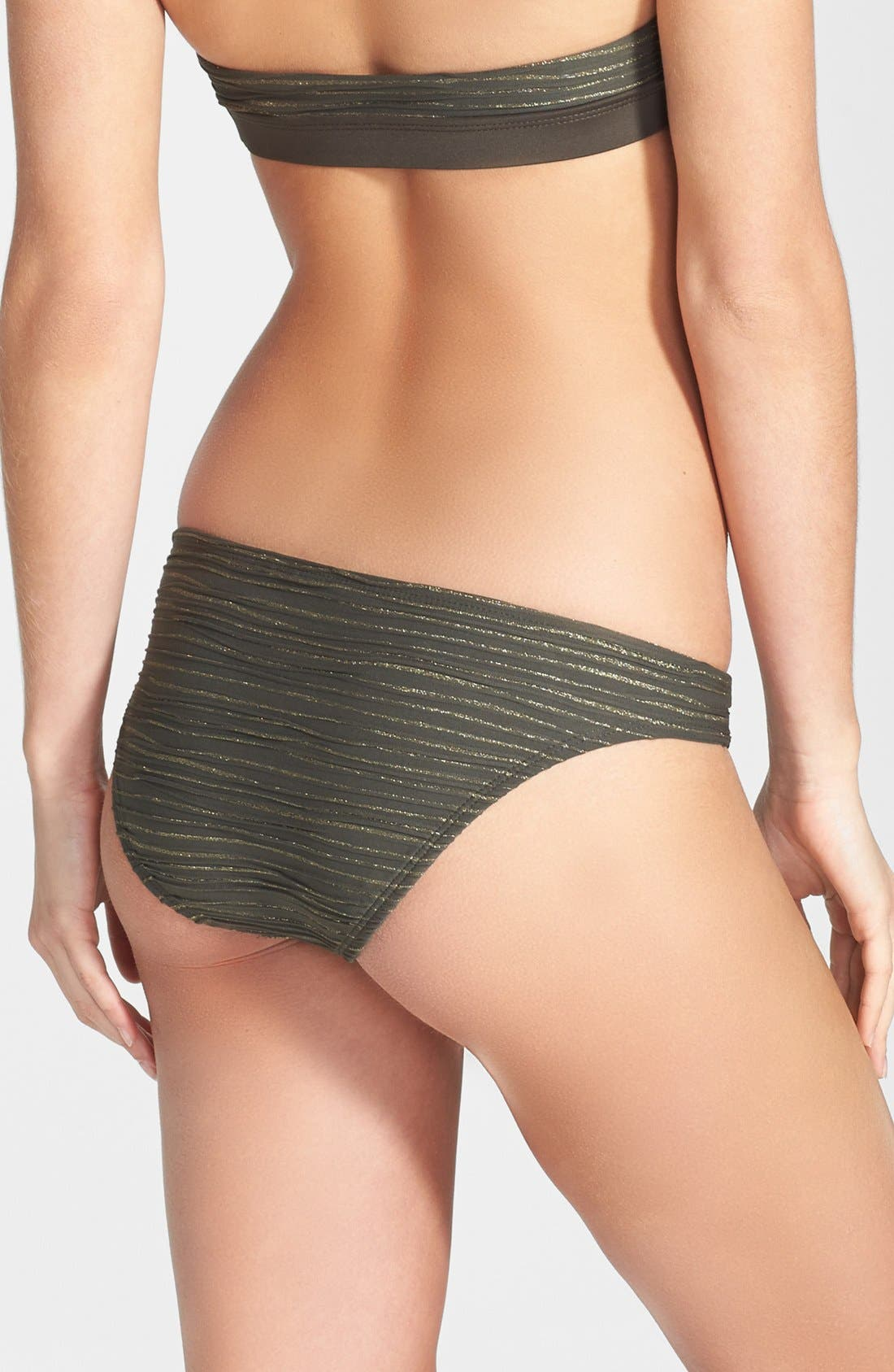 Alternate Image 2  - Vitamin A® 'Neutra' Hipster Full Coverage Bikini Bottoms