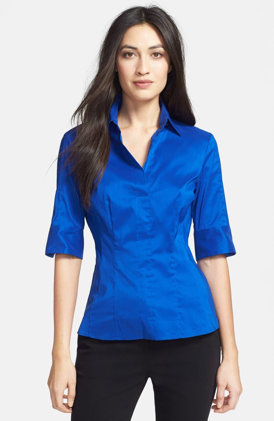 Alternate Image 1 Selected - BOSS HUGO BOSS 'Bashini 1' Shirt