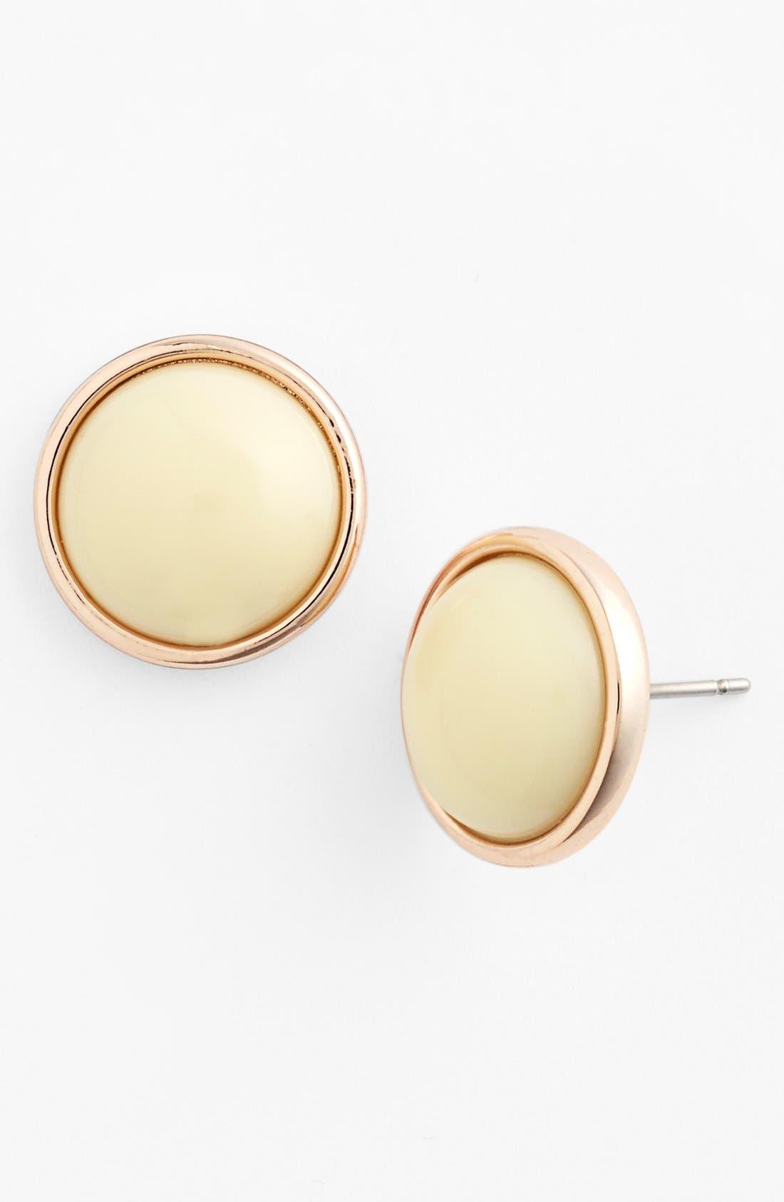 Alternate Image 1 Selected - MARC BY MARC JACOBS 'Geometric' Stud Earrings