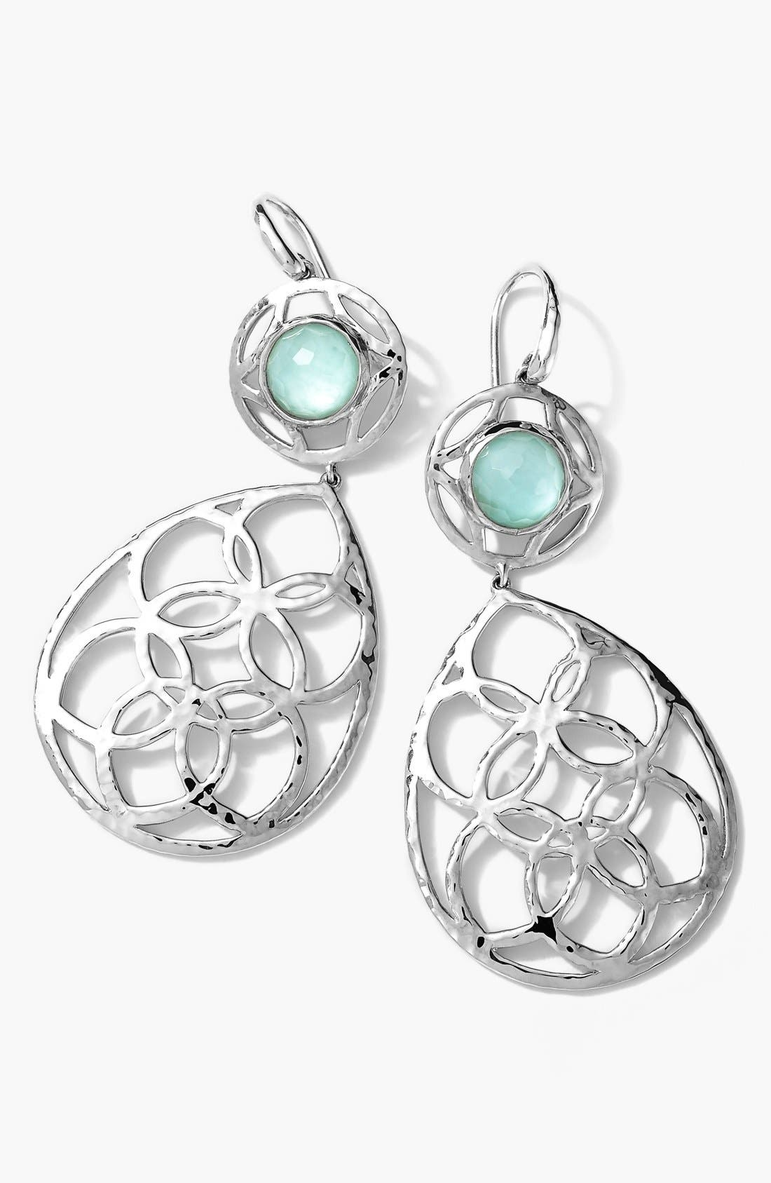 Alternate Image 1 Selected - Ippolita 'Wonderland - Snowman' Drop Earrings