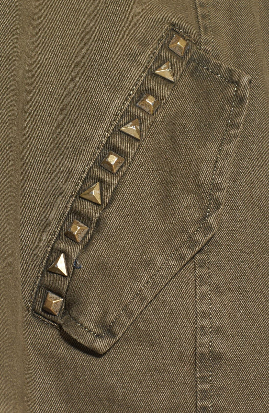 Alternate Image 3  - GUESS Studded Army Anorak