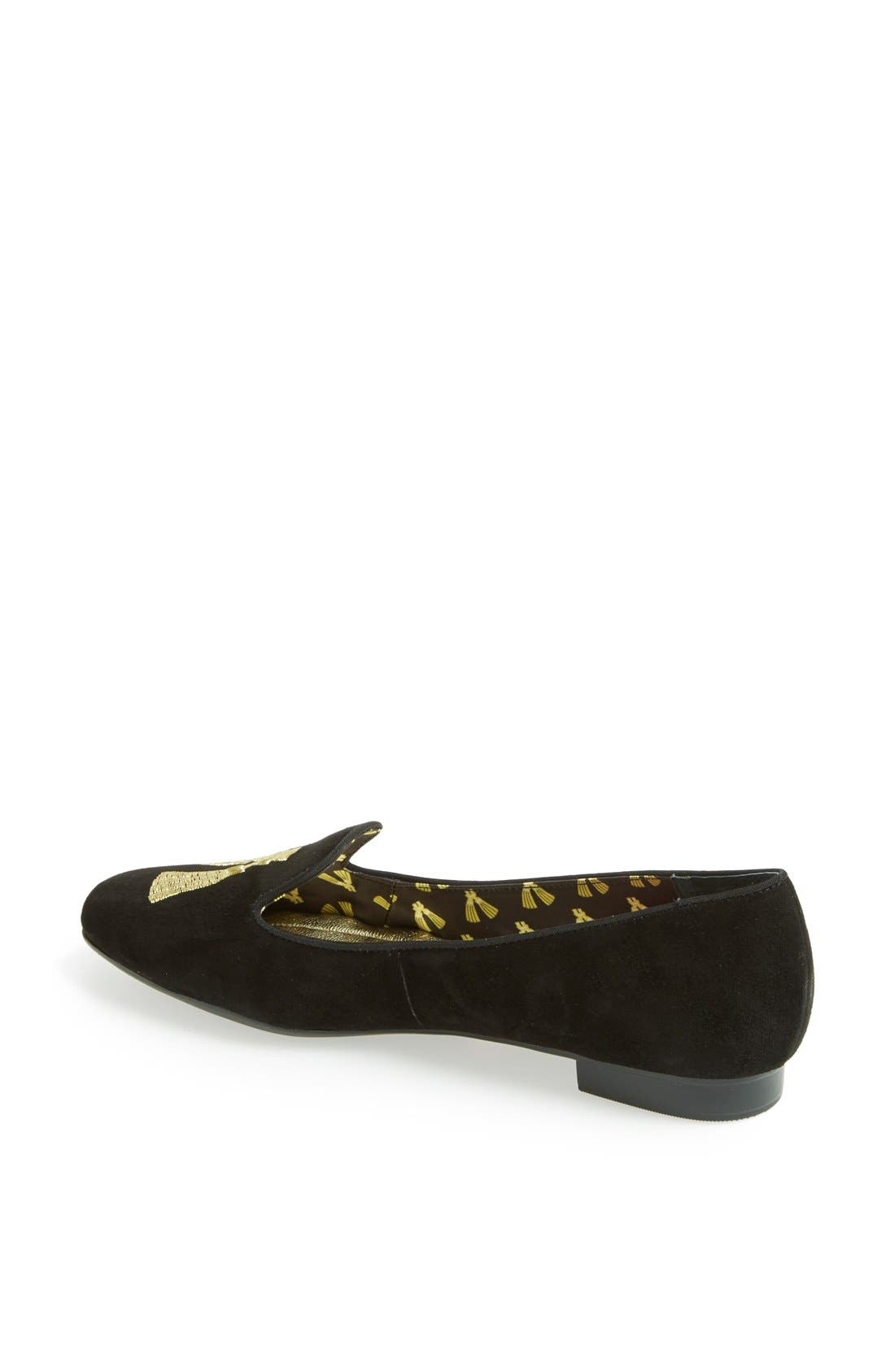 Alternate Image 2  - Isaac Mizrahi New York 'Kimil' Smoking Slipper