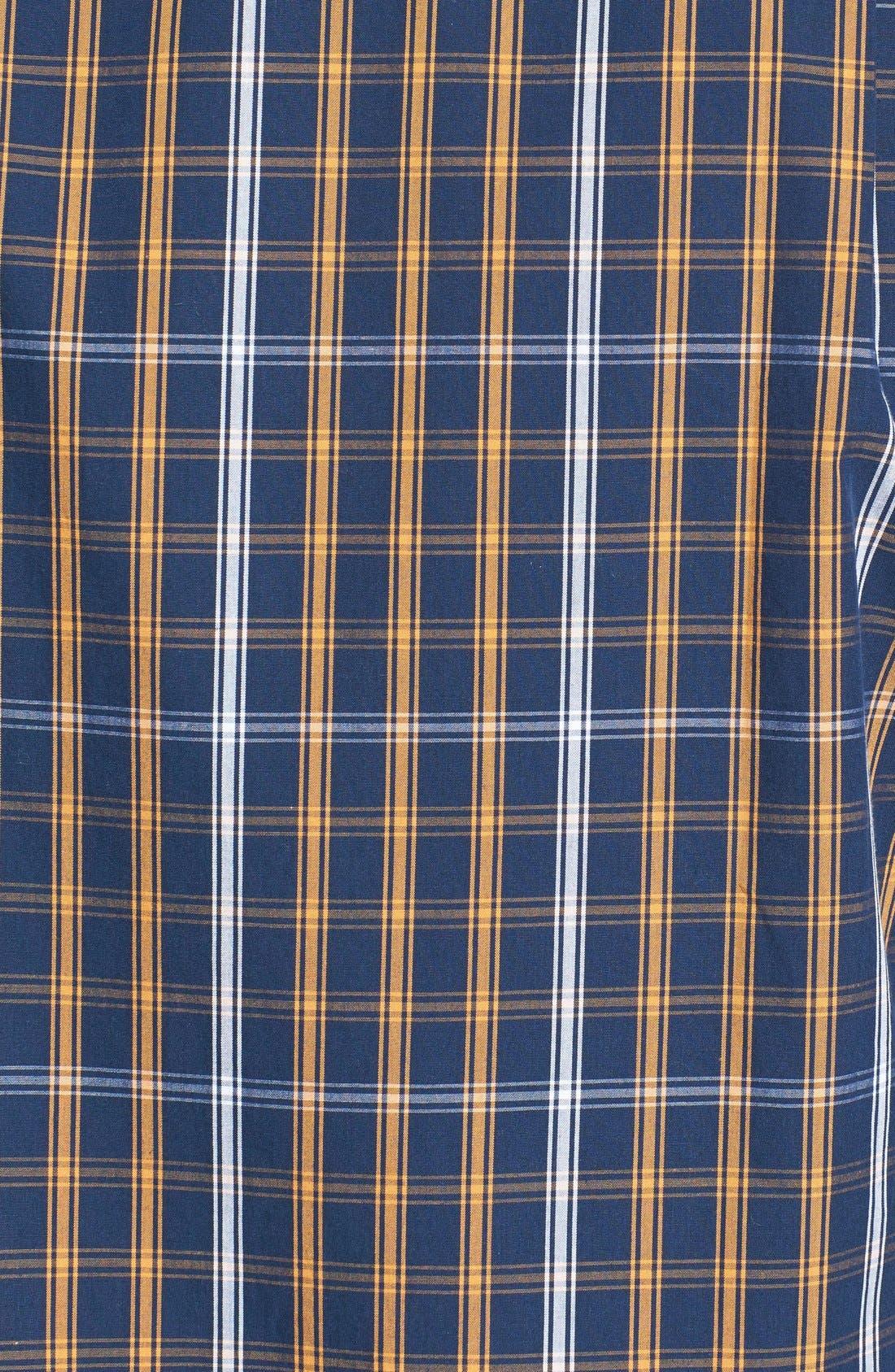 Alternate Image 3  - Nordstrom Short Sleeve Woven Sport Shirt