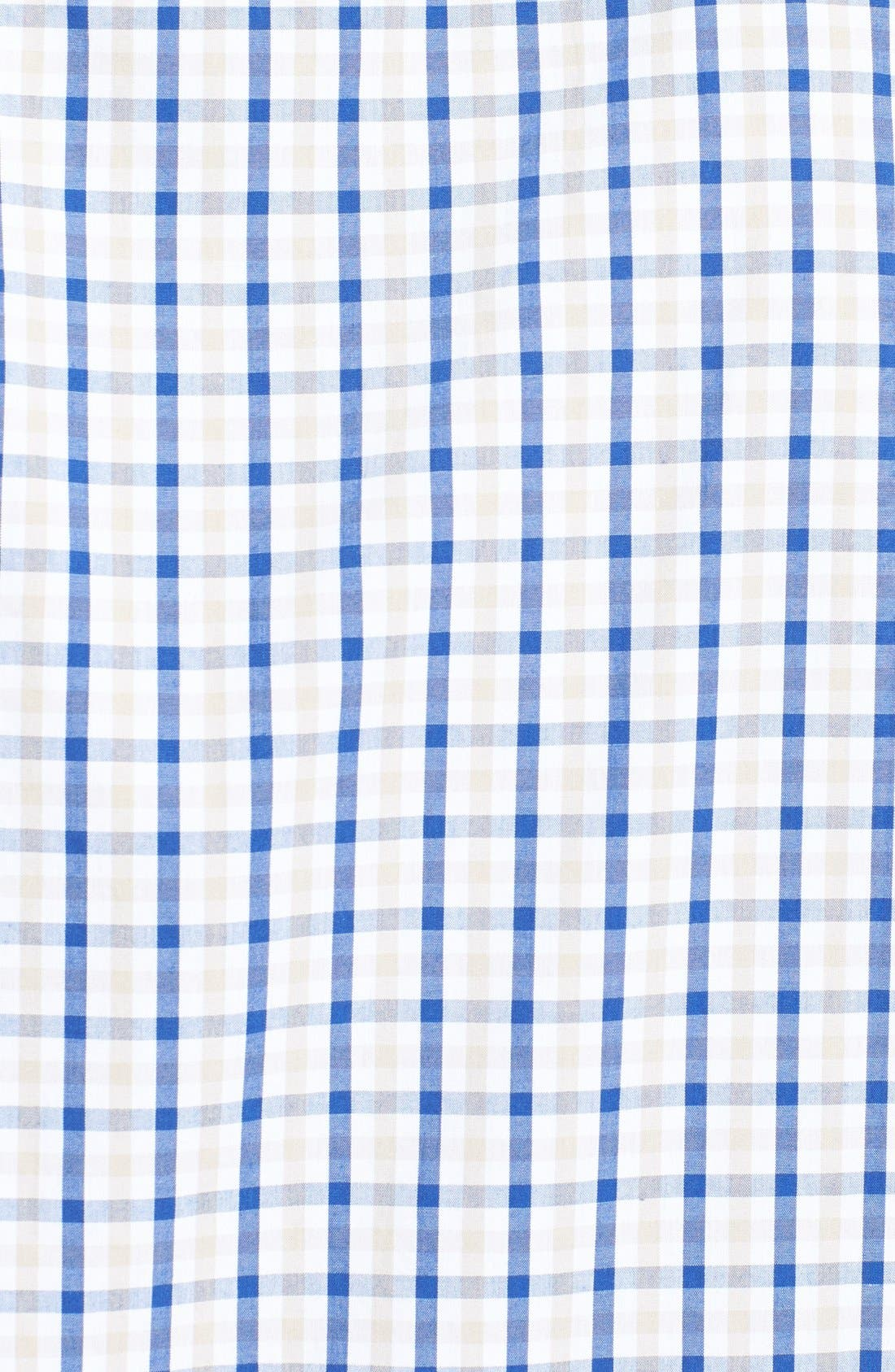 Alternate Image 3  - Nordstrom Regular Fit Short Sleeve Woven Sport Shirt