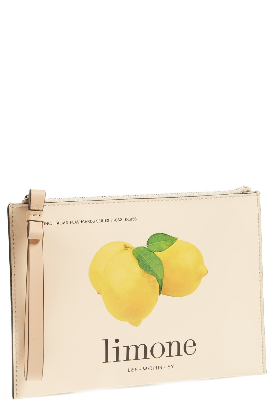 Alternate Image 1 Selected - kate spade new york 'medium via limoni bella' wristlet