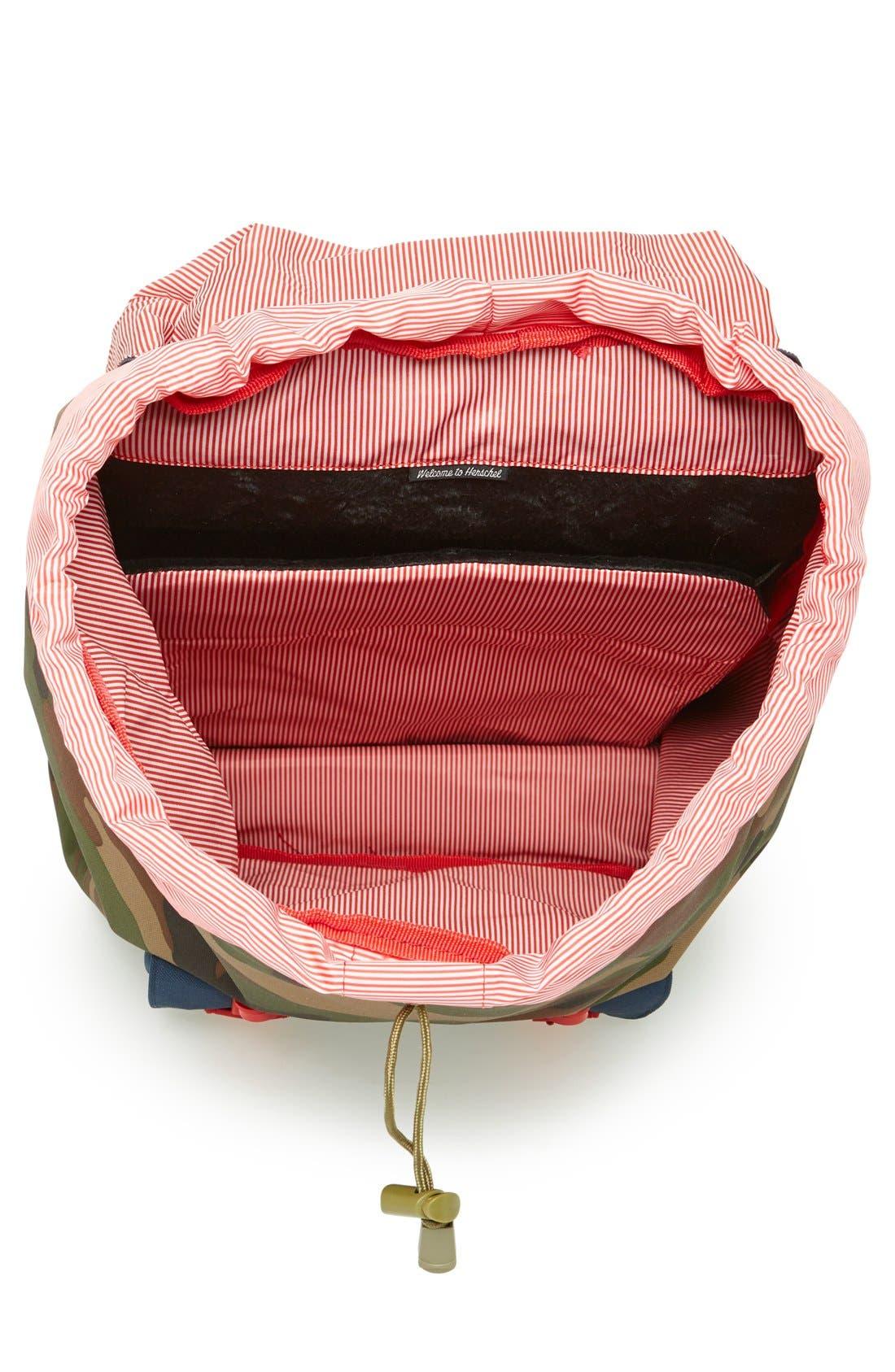Alternate Image 4  - Herschel Supply Co. Little America Backpack
