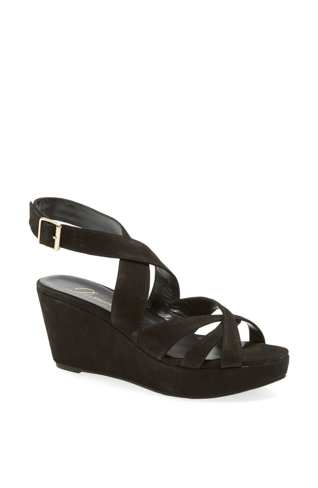 Alternate Image 1 Selected - Delman 'Clara' Sandal (Online Only)