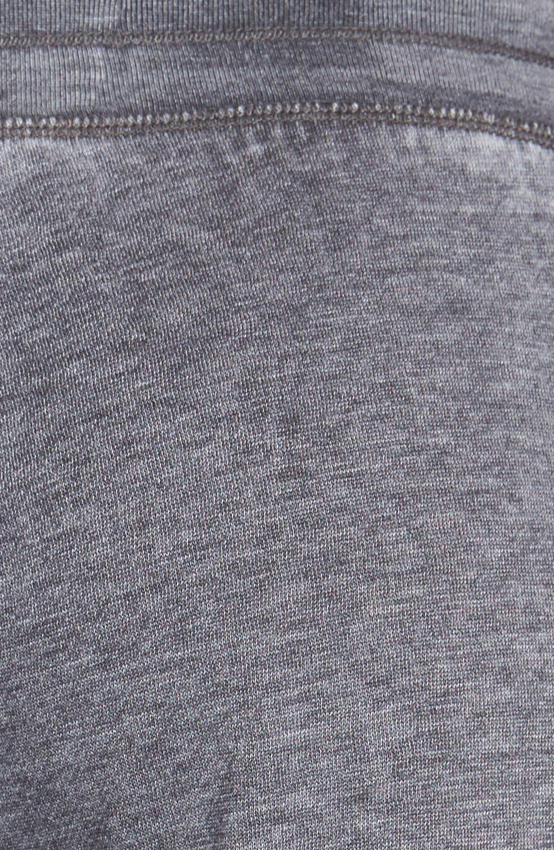 Alternate Image 3  - Marc New York by Andrew Marc Distressed Fleece Sweatpants