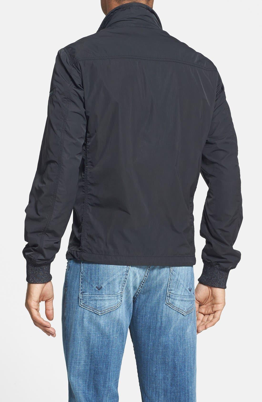 Alternate Image 2  - Woolrich 'Pine' Weather Resistant Moto Jacket