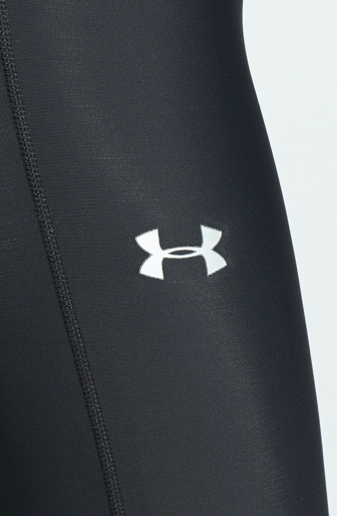 Alternate Image 4  - Under Armour 'Authentic' Capri Pants