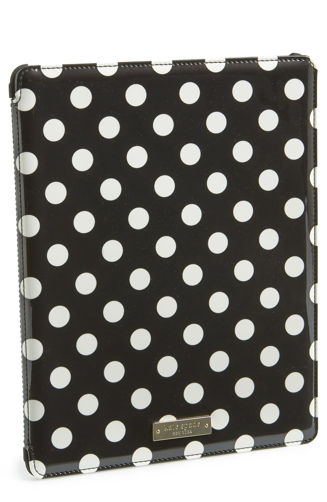 Main Image - kate spade new york 'la pavillion' iPad folio