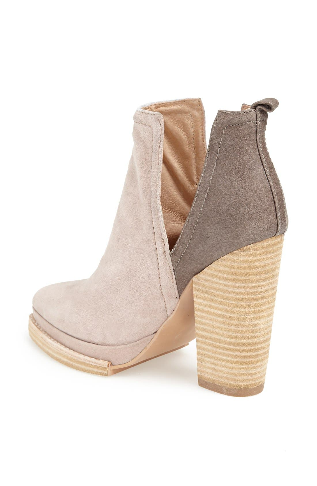 Alternate Image 2  - Jeffrey Campbell 'Who's Next' Leather Bootie