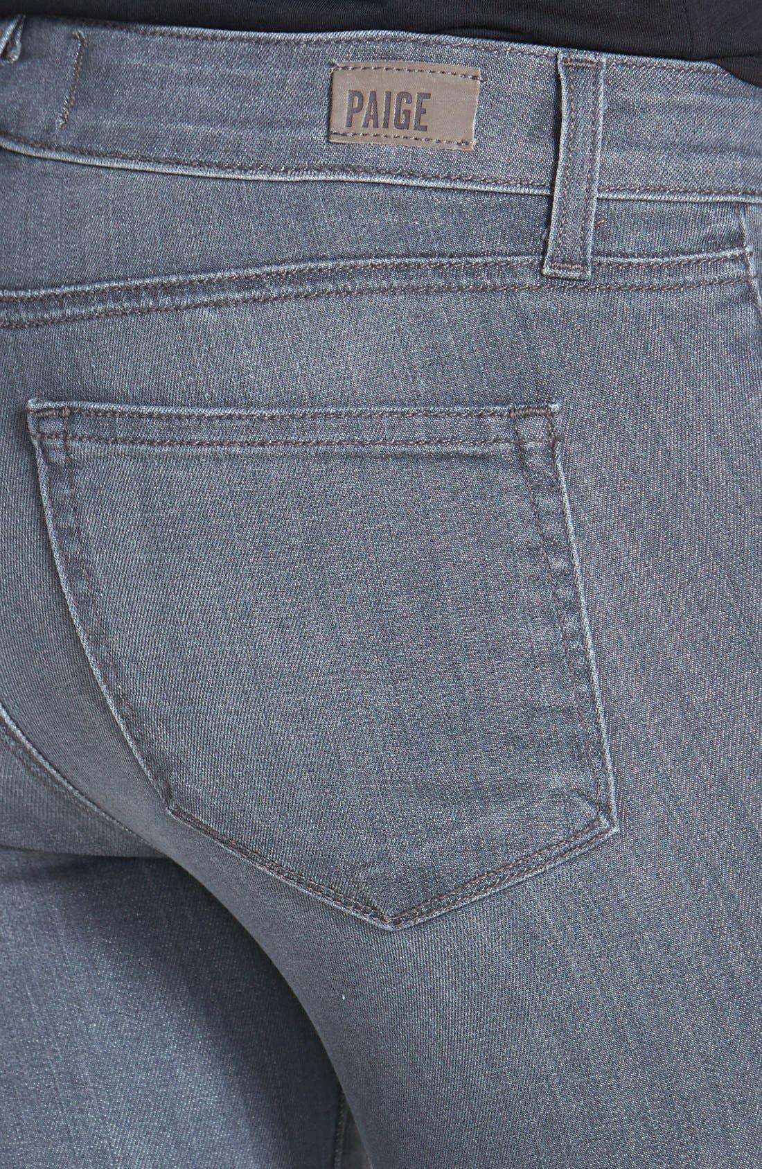 Alternate Image 3  - Paige Denim 'Demi' Ultra Skinny Moto Jeans (Hart)