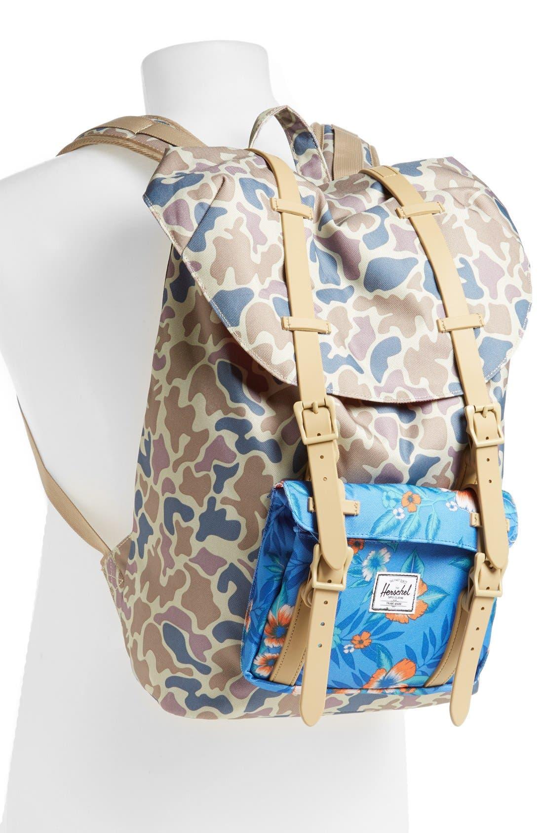 Alternate Image 2  - Herschel Supply Co. Little America - Mid Volume Backpack