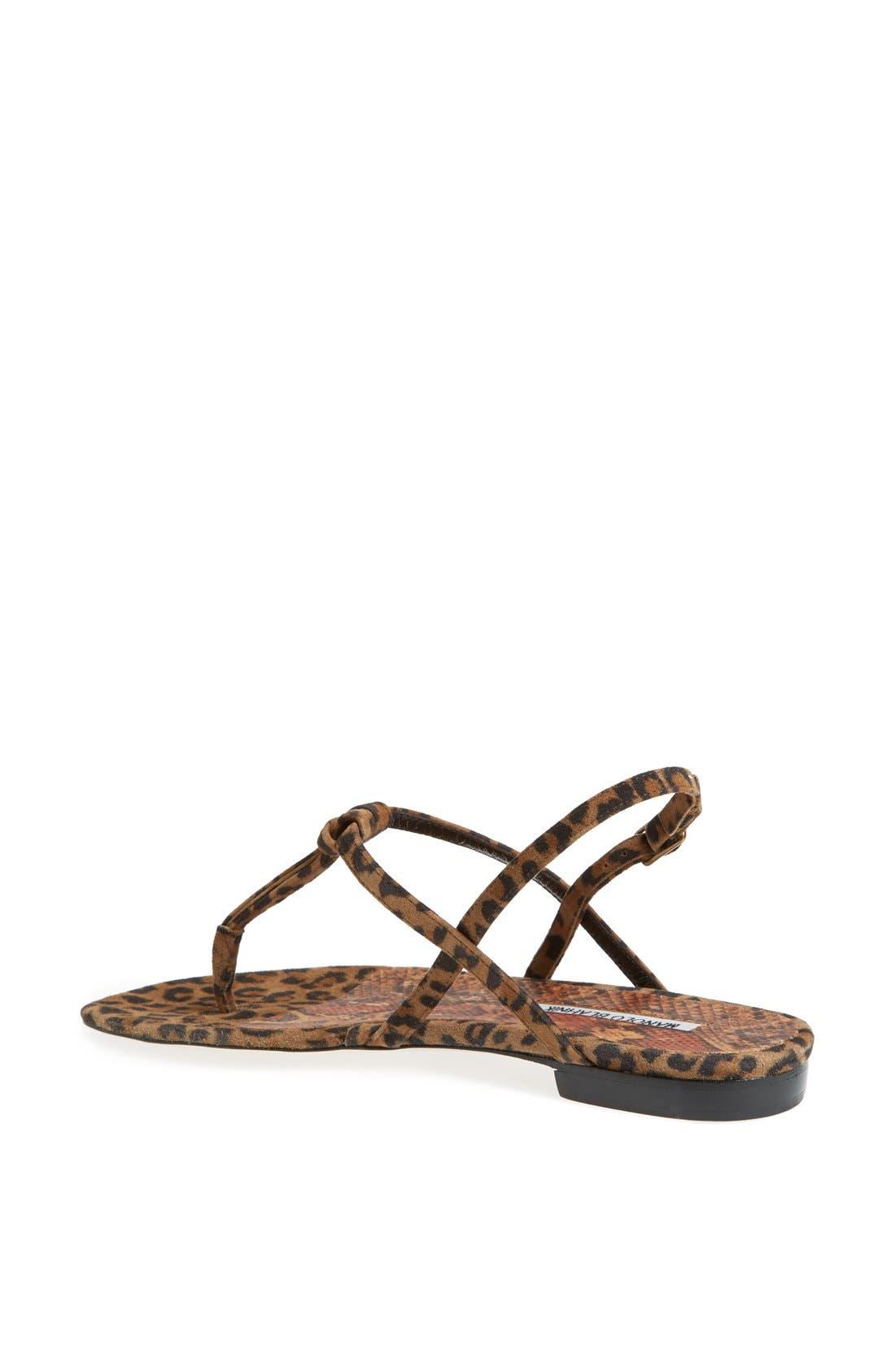 Alternate Image 2  - Manolo Blahnik 'Valig' Sandal