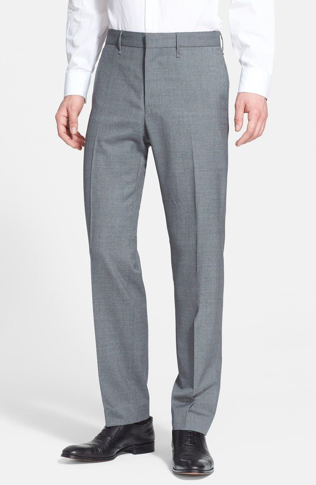 Alternate Image 3  - rag & bone Pinstripe Wool Suit